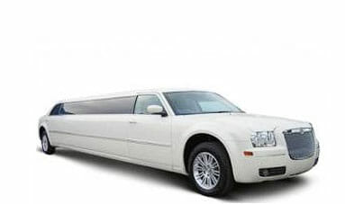 10 passenger chrysler 300 limousine featured
