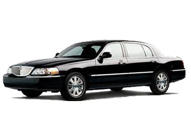 Traditiona Lincoln Towncar Sedan
