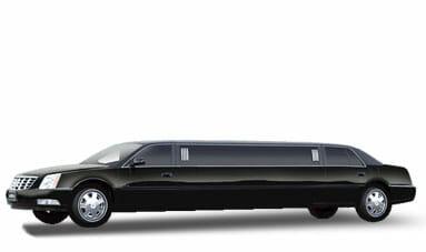 8 Passenger Cadillac Deville Limousine Featured